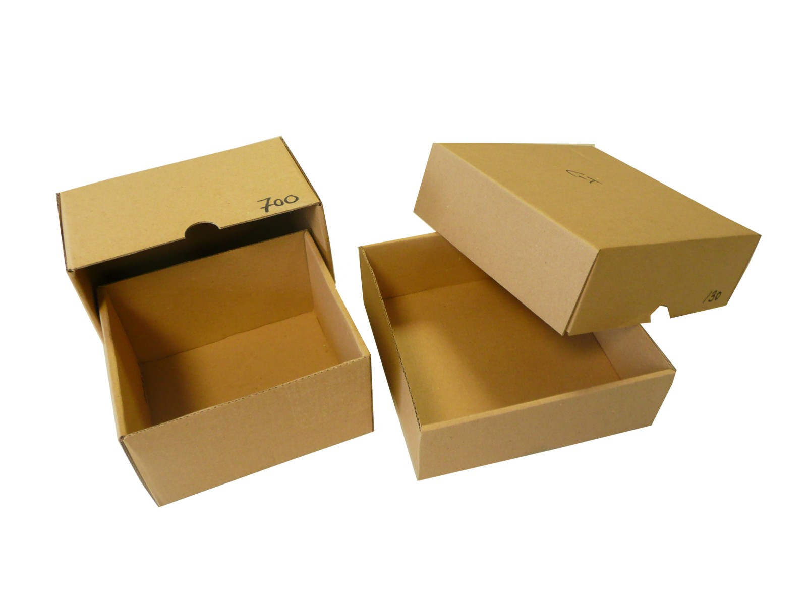 Cajas troqueladas de cart n automontables gosuma - Cajas forradas de papel ...