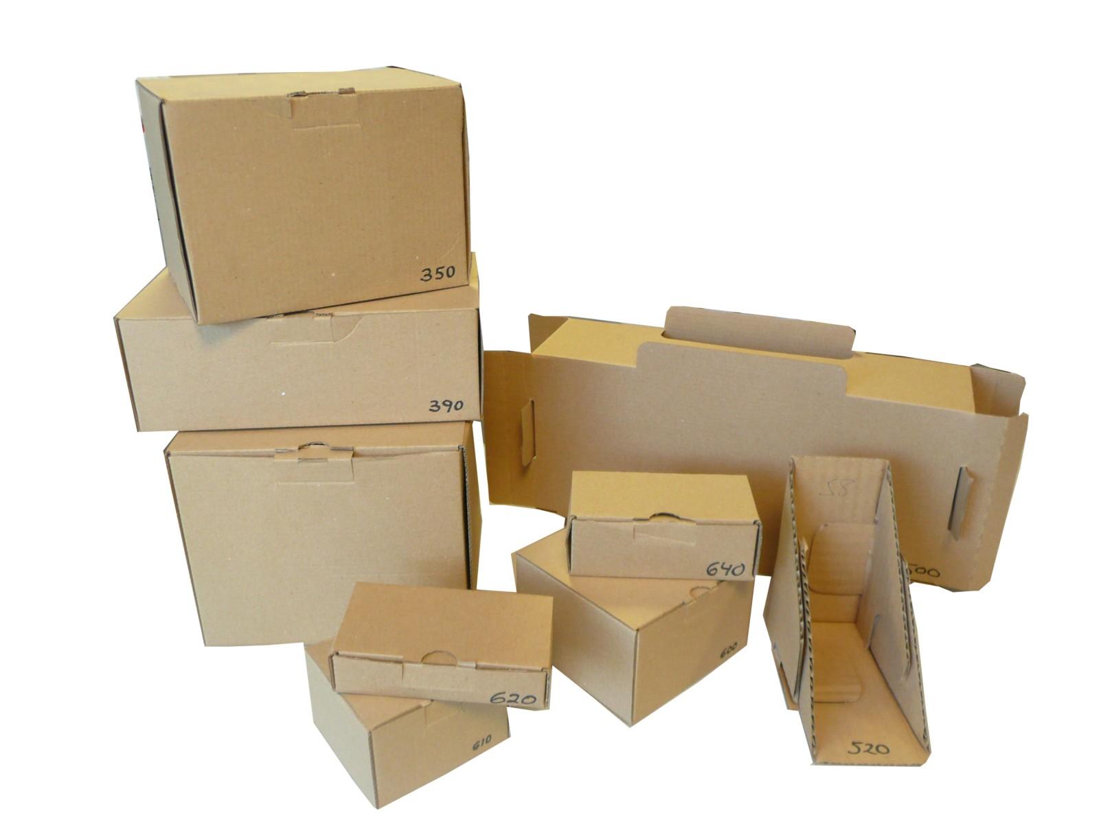 Cajas troqueladas de cart n automontables gosuma for Cajas carton embalaje